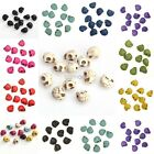 NEW 20pcs Man-made Turquoise Skull Spacer Loose Beads Bracelet 10/12mm 11 color