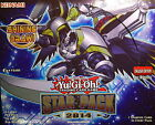 YuGiOh Star Pack 2014 SP14 Starfoil Rare 1st Edition Choose from list