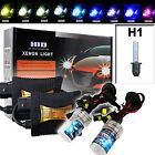 HID Xenon Slim Digital Ballast Conversion Kit Single Beam Headlights H1 6000K