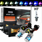 HID Xenon Kit H7 Beam Slim Ballast 2 Headlights for HONDA TOYOTA Ford Chevrolet
