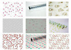 2m Printed Cellophane Wrap - Craft, Gifts, Packaging & Hampers