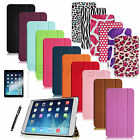 Slim Smart Shell PU Leather Magnetic Case Stand Cover for Apple iPad mini 3/2/1