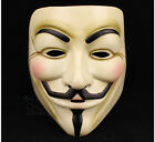 10 Pcs Creative V for Vendetta Guy Fawkes Cosplay Face Mask Costume Dress Gift