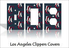Los Angeles Clippers Light Switch Covers Basketball NBA Home Decor Outlet on eBay