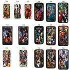 Marvel superhero comic book cover case for Samsung galaxy No. 4