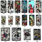 DC Marvel superhero comic book cover case for Apple iPhone iPod & iPad No. 5