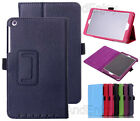 Wake/Sleep Smart Stand Folio Wallet Leather Case Cover For ASUS Tablet