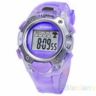 MULTIFUNCTION  SPORTS UNISEX WATER -  RESISTANT  ELECTRONIC WRIST WATCH