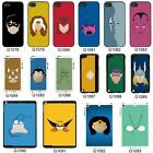 DC Marvel superhero comic Minimal cover case for Apple iPhone iPod & iPad No. 23