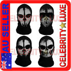 New Ghost Skull Black Mask Biker Balaclava Head Warmer Costume Cap Hat Paintball