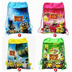 Despicable Me2 Kid's Cartoon Drawstring Backpack/School Bag/Sports Bag 4Styles