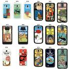 TinTin cartoon cover case for Samsung galaxy No. 11