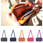 Travel Handy Cross Body Shoulder Bag Multi Pockets Organizer Waterproof