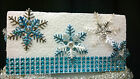 Snowflake cake decorations toppers 6,12, 24 sets Perfect for Disney FROZEN cake