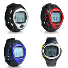 Fitness Pulse Heart Rate Monitor Calorie Counter Sports Watch Exercise Running