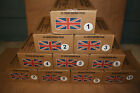British Army 24 Hour Operational Ration Pack ORP Camping Meals Ready-To-Eat 2016