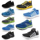 New Mens Air Tech Casual Lace Up Leisure Trainers Gym Exercise Boys Sizes 7-11