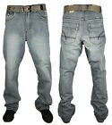 CLEARANCE MENS BLUE KAM LINX 4 LOOSE DENIM JEANS ALL WAIST AND LEG BIG KING SIZE
