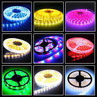 5M 5050 3528 SMD 300 LEDs Light Waterproof Flexible Strip Lighting 12V DC Power