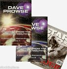 DAVE PROWSE Autobiography 'STRAIGHT FROM THE FORCE'S MOUTH' - David Prowse £19.99 GBP