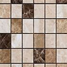 Mix Marble Mosaics from £ 5.09 Lowest price on Ebay 1st Qualilty