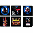 The Who Band Images Logo Drinks Coasters Mug Gift Idea British 100% Official NEW