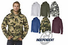 Independent Trading Co. -Men's Army Camo Hoodie Pullover Sweatshirt - IND4000