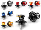 6Color 8MM Swingarm Sliders Spools For Honda CBR600F4i CBR600RR CBR600SE US Ship