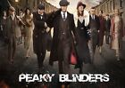 PEAKY BLINDERS TV SERIES GLOSSY WALL ART POSTER (A1 - A5 SIZES AVAILABLE)