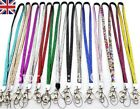 ID Neck Lanyard Rhinestones holder badge /diamonte Crystal Neck Strap