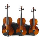 Classical 1/2 3/4 4/4 Style Violin Kids Teens Adult Acoustic Fiddle Violins USA