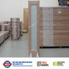 4 Lite Clear Safety Glass BiFold French Solid Timber Doors Meranti Hardwood Fold
