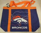 NFL Little Earth Duffle Style Team Tailgate canvas Tote Bag Bag 15 x 6 x 13.5