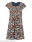 NOMADS fair trade BOHO retro TAPESTRY print TUNIC dress SEQUINS 10 12 14 16 18