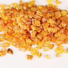 Raw Natural Baltic Amber Loose Unpolished Beads 50 Grams in any Color You Choose