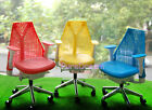 1/6 Office Chair Furniture Movable Swivel Armchair Amazing Detail for Barbie 1pc