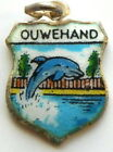 Ouwehands Zoo Rhenen HOLLAND Silver Travel Shield Charm