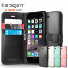 """(Out of Stock) Genuine Spigen Flip Cover Case Wallet S for Apple iPhone 6 (4.7"""")"""