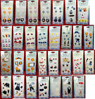 Stick on card embellishments arts and crafts