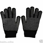 MENS UNISEX ADULT THERMAL MAGIC PALM GRIPPER SKI WINTER STRETCH WARM GLOVES