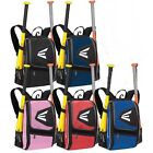 Easton E100P YOUTH Baseball Softball Bat bag Bat Pack Backpack, Color Choice