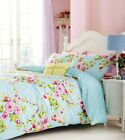 Catherine Lansfield Canterbury Blue Duvet Set in 3 Sizes