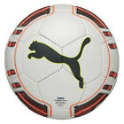 PUMA EVO POWER 4 CLUB FOOTBALL - SIZE 5 - WHITE - BRAND NEW
