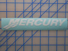 "Mercury Logo Sticker Decal 7.5"" 11"" 17"" 23"" Verado Outboard Carbs Prop 4 Stroke"