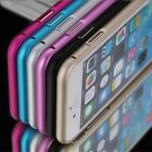 1X New Aluminum Alloy Metal Bumper Frame Case Cover For Apple iPhone 6 4.7''
