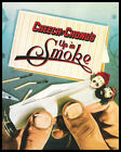 Cheech and Chong Up In Smoke Magnetic Movie Poster FRIDGE MAGNET X-large