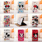Mickey Mouse Leather Wallet Case Cover For Apple iPhone 7&7  Plus 6 & 6/6S Plus
