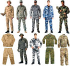 Внешний вид - BDU Cargo Pants OR Shirt Camouflage Tactical Military Combat Uniform Rothco