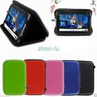 New Pu Leather Flip Case Cover Skin w / Speaker For 7 RCA 7 Android Tablet TY5