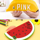 iPHONE NOVELTY FRUIT COLLECTION 3D CASES   CARTOON FUNNY GEL CASE COVER